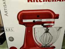 KitchenAid 5KSM156BCA Artisan Stand Mixer with 4.8 Litres