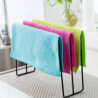 Fiber Kitchen & Dinning Cleaning Cloth Scouring Pad Wiping Rags Washing Towel