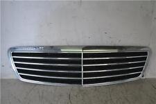 Mercedes S Class Bonnet Grill W220 Front Bonnet Grill 1999-2001