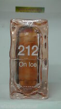 212 ON ICE CAROLINA HERRERA WOMEN 2.0/ 2 OZ/60 ML EAU DE TOILETTE EDT SPRAY NIB