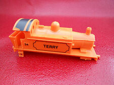 HORNBY OO GAUGE TERRY No.34 0-4-0 101 CLASS TANK LOCO BODY SPARE PARTS