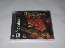 #DISNEY'S TREASURE PLANET #PlayStation 1 NEW SEALED WOW LQQK