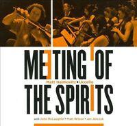 Meeting of the Spirits .. Matt Haimovitz & Uccello; Jo