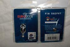 "Fußball EM UEFA Euro 2008 Cup  Pin ""Pokal-Trophy"" Österreich/Schweiz -NEU,OVP"
