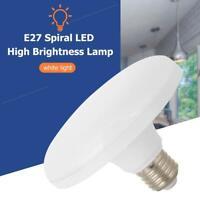 E27 LED Light Bulb 220V 20W 30W 40W Super Bright Energy Saving UFO Lamp for Home