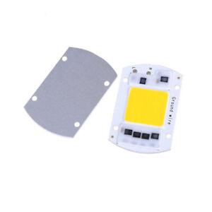 COB Chip 10W 20W 30W 50W LED High Power integriertes Smart IC Flutlicht 220V