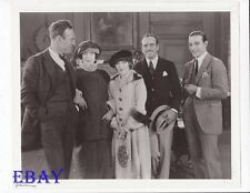 Director Sam Wood Rudolph Valentino RARE Pho Mary Pickford Eleanore Glene candid