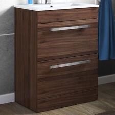 Walnut Bathroom Cabinets & Cupboards