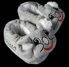 Australian Souvenir Pair 3D Koala Australia Baby Slippers Booties 6 - 12 Months
