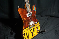 Michael Spalt ResinTop Totem California 55 G0309 boutique guitar 2003