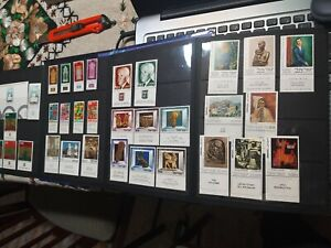 ISRAEL STAMPS mnh  nice  lot  of ISRAEL stamps FULL  SETS