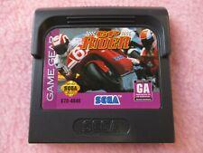 Sega Game Gear GP Rider Game Cartridge