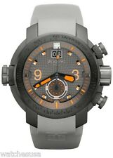 Zodiac ZMX Men's ZO8544 Analog Display Swiss Quartz Grey Watch