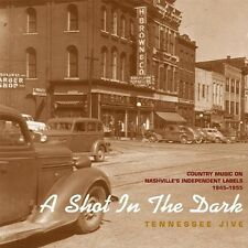 Various - A Shot In The Dark : Tennessee Jive   8-CD Bear Family Records Box Set