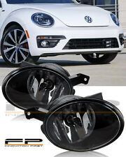 FOR 2015-2016 Volkswagen Beetle Replacement Fog Light Housing Assembly Pair New