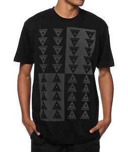 Asphalt Yacht Club AYC Reflections Men's Small T Shirt Reflective Nyjah Huston S