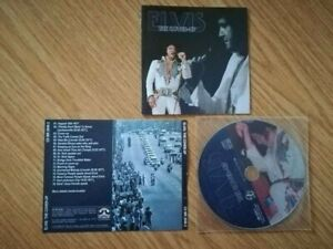 Elvis Presley CD - The Cover UP