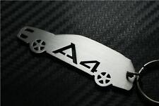 Per AUDI a4 Avant b7 Keyring Schlüsselring porte-clés portachiavi Quattro S line S