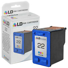 LD Remanufactured Replacement for HP 22 / C9352AN Color Ink Cartridge