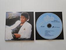 CD Michaël Jackson Thriller Promo