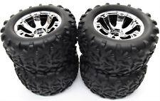 "NITRO Revo 6.3"" Maxx Tires & Geode Wheels (factory Glued 17mm 5309 Traxxas Tyres"