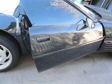 90-95 Corvette C4 Passenger Side Door Black with Glass RIGHT
