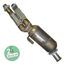 Twintec Rußpartikelfilter Nachrüstung Partikelfilter DPF BMW 5/D E39 525d 530d 5