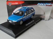 Fiat Marea Weekend Polizia 1999 1/43 Diecast Mint Condition Model EG Edison