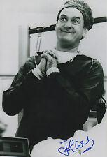 "John Cleese ""Monty Python"" AUTOGRAFO SIGNED 20x30 cm immagine S/W"
