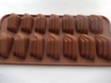 14 FORO SILICONE TAVOLETTA DI CIOCCOLATO FORMA STAMPO JELLY ICE CANDY Cioccolato Torta Glassa
