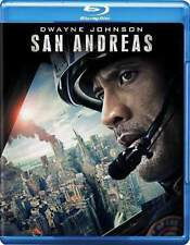 San Andreas (Blu-ray/DVD, 2015, 2-Disc Set)