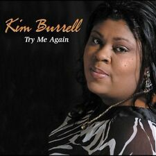Kim Burrell - Try Me Again CD