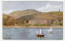 BALLURE MOUNT, RAMSEY, ISLE OF MAN: A R Quinton postcard no. *3393 (C34197)