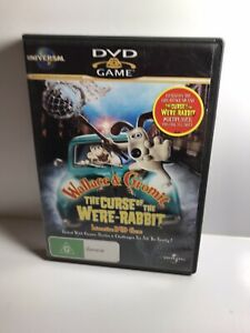 Wallace And Gromit - The Curse Of The Were-Rabbit Interactive DVD Game