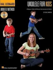 Ukulele for Kids : A Beginner's Guide with Step-by-Step Instruction for Ukulele
