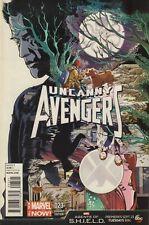 UNCANNY AVENGERS 023 (VARIANT EDITION) - MARVEL 2014