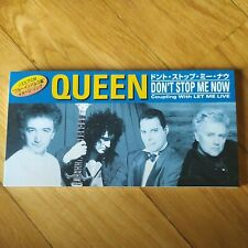 Queen Minicd Japan 1996 Dont Stop Me Now