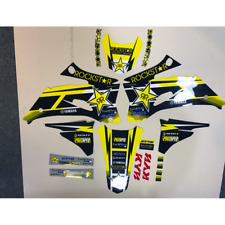 MOTOCROSS TEAM GRAPHICS YAMAHA 2006 2007 2008 2009 YZF 250 / 450 DECALS