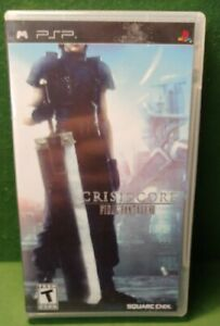 Crisis Core: Final Fantasy VII (Sony PSP, 2008)