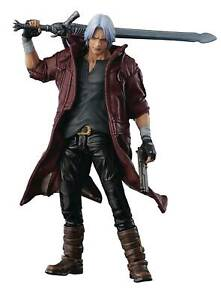AUTHENTIC 1000Toys Devil May Cry 5 DANTE Deluxe Version 1/12 Action Figure