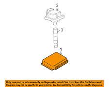 BMW OEM 2003 325i 2.5L-L6 ICM Ignition-Control Module 12147571615