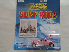 Johnny Lightning Surf Rods Malibu Babes Ford Chevy 32 Roadster 1:64