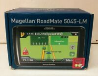 Magellan Roadmate 5045-LM Portable GPS  Used