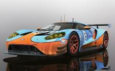 Scalextric C4034  Ford GT GTE - Gulf Edition