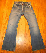 DIESEL INDUSTRY Jeans for MEN SIZE 27 X 30 ZAF 00796 796 MADE IN ITALY