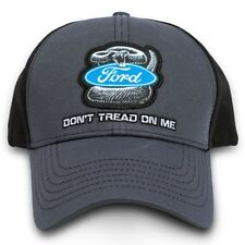 Ford Motor Company Don't Tread on Me Pickup Truck Car Patriotic Hat Cap 9121