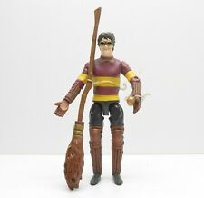 Harry Potter Mattel vintage action figure Quiddich great shape! 8in figure