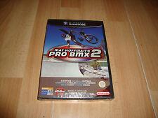 Pal version Nintendo GameCube Mat Hoffman's Pro BMX 2