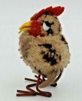 Vintage Steiff Chicken-Wool Pompom