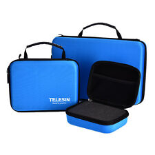 Large Storage Carry Bag Case Box For Gopro Hero 5 4 3 Action Cameras Accessories